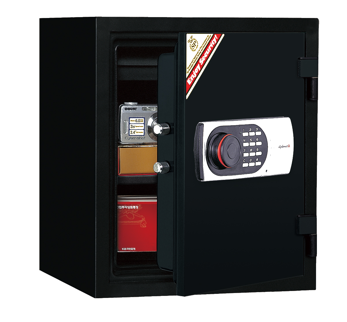 Home Fire Safe, model 125