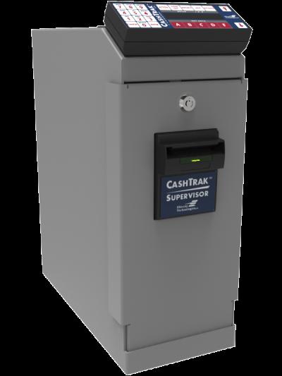 CashTrak Supervisor Cash Management Smart Safe