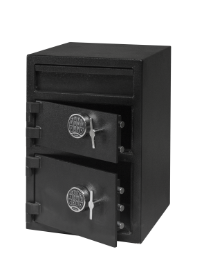 MB3020 Mail box drop safe with two doors