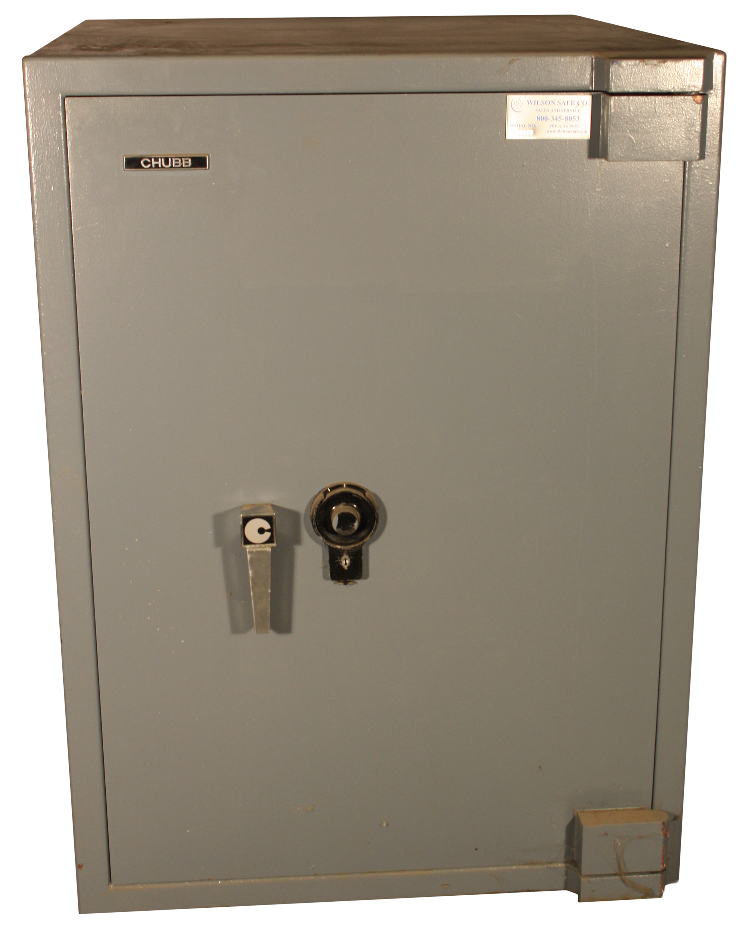 Chubb TRTL-30 used safe