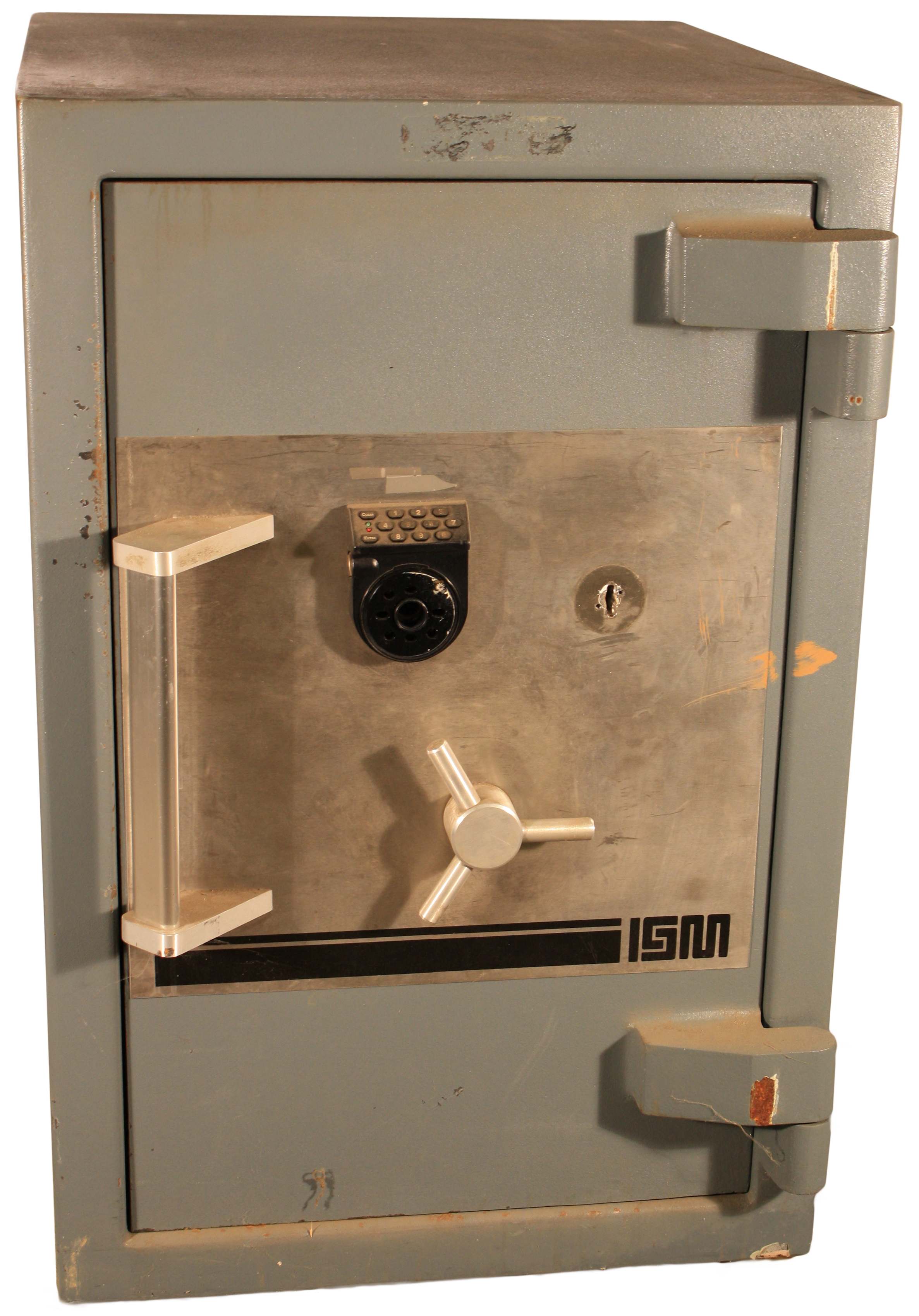 TL-30 ISM Bullion model BU-3521 used safe